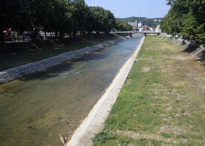 Rehabilitation works on the Kolubara River in Valjevo completed