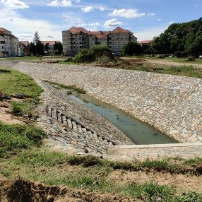 Rehabilitation of the Channel Kupinac in the centre of Obrenovac is completed